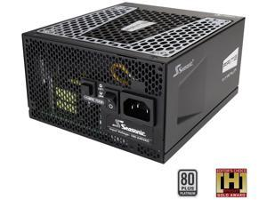 Seasonic Flagship PRIME TITANIUM 750 SSR-750TD Active PFC 80 PLUS Titanium 750W ATX 12V 135mm Fluid Dynamic Bearing Fan Super Quiet Power Supply