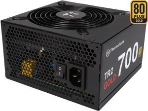 Thermaltake PS-TR2-0700NPCGUS-G 700W ATX12V / EPS12V SLI CrossFire Ready 80 PLUS GOLD Certified Active PFC Power Supply