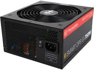 Thermaltake Smart DPS G PS-SPG-0750DPCGUS-G 750W ATX12V / EPS12V SLI 80 PLUS GOLD Certified Modular Active PFC Power Supply