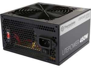 Thermaltake Litepower 450W ATX12V v2.3 Haswell Ready 2 Year Warranty Power Supply PS-LTP-0450NPCNUS-F