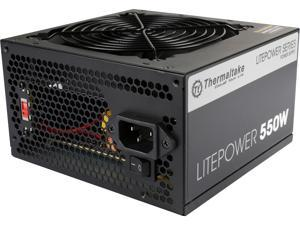 Thermaltake Litepower 550W SLI/CrossFire Ready ATX12V v2.3 Haswell Ready 2 Year Warranty Power Supply PS-LTP-0550NPCNUS-F