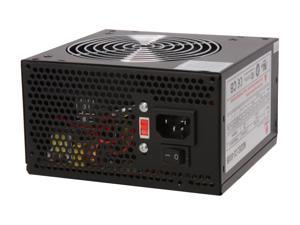 COOLMAX CU-600B 600W ATX 12V v2.2 Modular and Compatible with Core i3/i5/i7 Power Supply