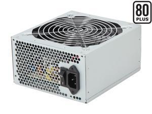 COOLMAX ZX Series ZX-500 500W ATX12V v2.2 / EPS12V v2.91 SLI Ready CrossFire Ready 80 PLUS Certified Active PFC Power Supply