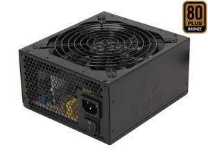 COOLMAX ZU Series ZU-600B 600W ATX12V v2.31 / EPS12V v2.91 SLI Ready CrossFire Ready 80 PLUS BRONZE Certified Modular Active PFC Power Supply