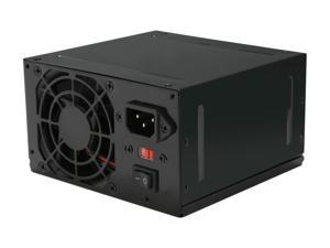 LOGISYS Computer PS480D-BK 480W ATX12V Power Supply