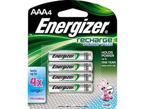 Energizer NH12BP-4 4-pack AAA Ni-MH Batteries