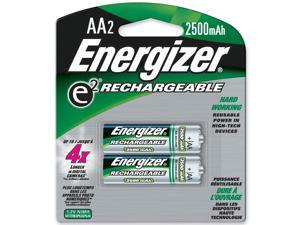 Energizer NH15BP-2 2-pack 2300mAh AA Ni-MH Rechargeable Batteries
