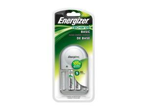 Energizer CHVCWB2 2-pack AA Ni-MH Rechargeable Batteries & Charger Kit