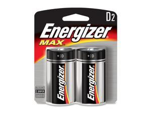 Energizer E95BP-2 2-pack D Batteries