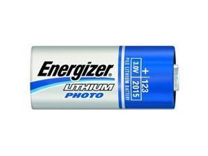 ENERGIZER BATTERY INC. Lithium 3 Volt Batteries
