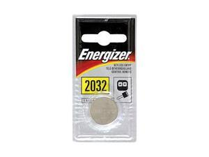 Energizer ECR2032BP 1-pack 220mAh 2032 Lithium Coin Cell Batteries