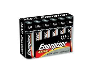 Energizer E92FP-12 12-pack 1150mAh AAA Alkaline Batteries