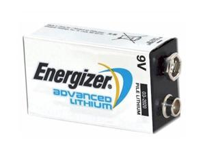 Energizer LA522 1-pack 1000mAh 9V Lithium Batteries