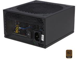 Rosewill Hive-550, Hive Series 550W Modular Power Supply, 80 PLUS Bronze Certified, Single +12V Rail, Intel 4th Gen CPU Ready, ...