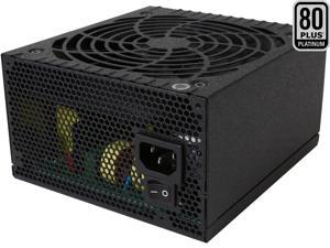 Rosewill Quark-550, Quark Series 550W Full Modular Power Supply with LED Indicator, 80Plus Platinum Certified, Single +12V Rail, Intel 4th Gen CPU Ready, SLI & Crossfire Ready