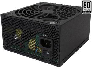 Rosewill Quark-750, Quark Series 750W Full Modular Power Supply with LED Indicator, 80 Plus Platinum Certified, Single +12V Rail, Intel 4th Gen CPU Ready, SLI & Crossfire Ready