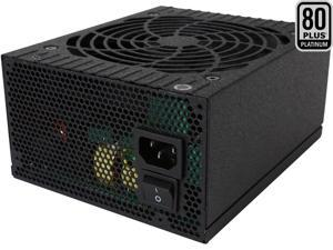 Rosewill Quark-1200, Quark Series 1200W Full Modular Power Supply with LED Indicator, 80Plus Platinum Certified, Single +12V Rail, Intel 4th Gen CPU Ready, SLI & Crossfire Ready