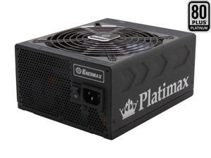 ENERMAX Platimax EPM1350EWT 1350W ATX12V / EPS12V SLI Ready CrossFire Ready 80 PLUS PLATINUM Certified Full Modular Active PFC Power Supply New 4th Gen CPU Certified Haswell Ready