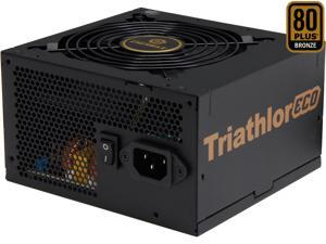ENERMAX TRIATHLOR ECO ETL450AWT-M 450W ATX12V / EPS12V SLI Ready CrossFire Ready 80 PLUS BRONZE Certified Hybrid modular Active PFC Power Supply New 4th Gen CPU Certified Haswell Ready