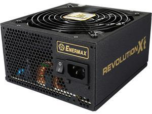 ENERMAX REVOLUTION X't II ERX750AWT 750W ATX12V / EPS12V SLI Ready CrossFire Ready 80 PLUS GOLD Certified Semi-Modular Active PFC Power Supply