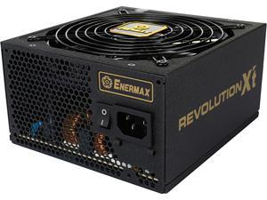 ENERMAX Revolution X'T II 650W ERX650AWT ATX12V / EPS12V SLI Ready CrossFire Ready 80+ GOLD Certified Semi-Modular Twister Bearing Fan Active PFC Power Supply