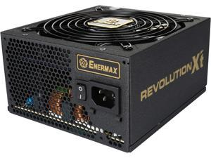 ENERMAX ERX550AWT 550W ATX12V / EPS12V SLI Ready CrossFire Ready 80 PLUS GOLD Certified Semi-Modular Active PFC Power Supply