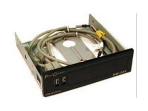 C2G 27036 Port Authority 2 USB 2.0 HI-Seed Front-Bay Hub