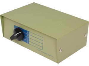 C2G 03292 4-Port DB25 Manual Switch Box