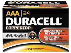 DURACELL MN1500BKD 2100mAh AA Alkaline Batteries