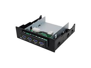 SIIG JU-H40212-S1 SuperSpeed USB 3.0 4-Port Bay Hub