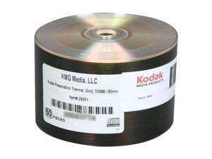 Kodak CD-R Thermal Printable 50 Packs Disc Model 29051