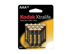 Kodak XL3A12 12-pack AAA Alkaline Batteries