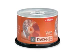 imation 4.7GB 16X DVD-R 50 Packs Disc Model 17341