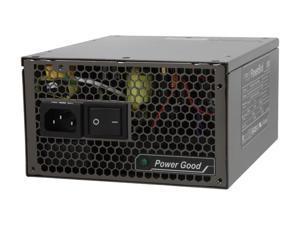 TOPOWER PowerBird TOP-1100W-PBA 1100W ATX12V V2.3 / EPS12V  V2.92 SLI Ready CrossFire Ready Modular Power Supply