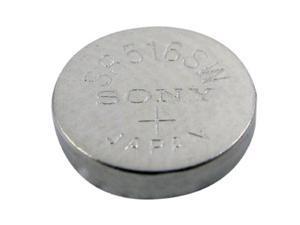 LENMAR WC317 1.55V / 12mAh SR516SW, 317 Silver Oxide Coin Cell Batteries