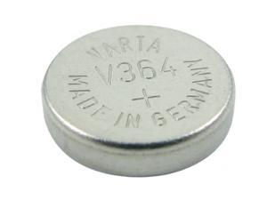 LENMAR WC364 1.55V / 23mAh SR621SW, 364 Silver Oxide Coin Cell Batteries