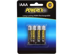 POWEREX MHRAAA4 Rechargeable Batteries