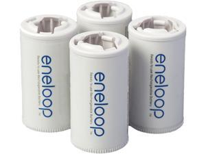"Panasonic BQ-BS2E4SA eneloop ""C"" Spacers 4 Pack"