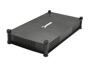 "SABRENT ECS-STU35K 3.5"" Supports Standard 3.5"" Serial ATA or IDE Hard Drives USB 2.0 Black External Enclosure"