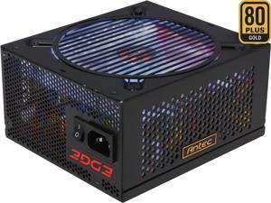 Antec EDG 550 550W ATX12V / EPS12V 80 PLUS GOLD Certified Full Modular Power Supply