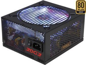 Antec EDG 650 650W ATX12V / EPS12V 80 PLUS GOLD Certified Full Modular Power Supply