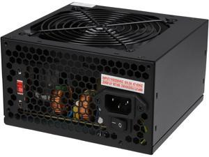 Zalman 400W LE Series Power Supply Dual forward Switching Circuit Design, ATX12V ver 2.3, Supports ATX 20+4 Pin Motherboard connector, Quiet 120mm fan