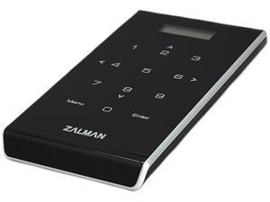 Zalman ZM-VE400B Black External Hard Disk Drive Enclosure