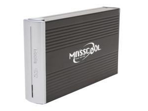 "MASSCOOL UHB-330U 3.5"" IDE USB 2.0 External Enclosure"
