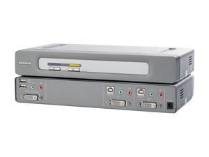 BELKIN F1DN102D Omniview Secure 2port KVM
