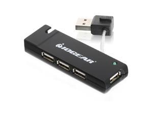 IOGEAR GUH285W6 4-port Hi-Speed USB 2.0 Hub