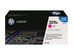 HP 309A Magenta LaserJet Toner Cartridge (Q2673A)