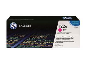 HP 122A Magenta Toner Cartridge for Color LaserJet 2550L,2550LN,2550N (Q3963A)