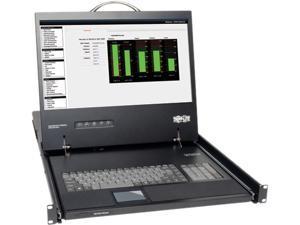 "TRIPP LITE B021-000-17 1U Rackmount Console w/ 19"" LCD"