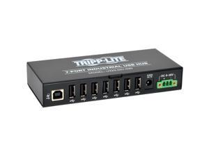 Tripp Lite 7-Port USB 2.0 Hi-Speed Hub (U223-007)